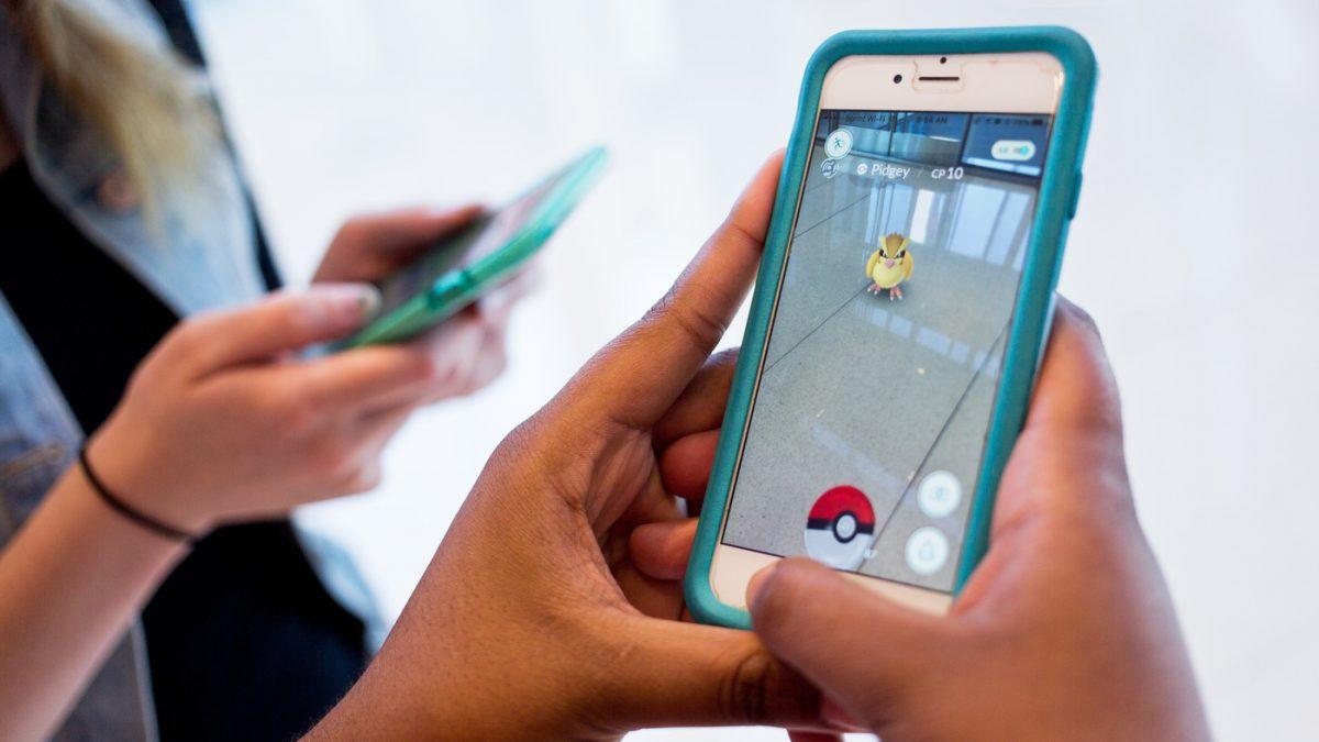 pokemon go multiple accounts