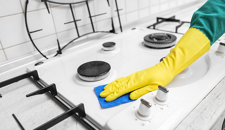 The Best Glass Stove Top Cleaner