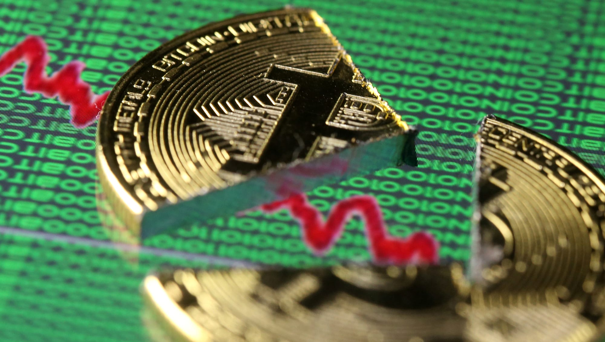 Bitcoins are from of cryptocurrency