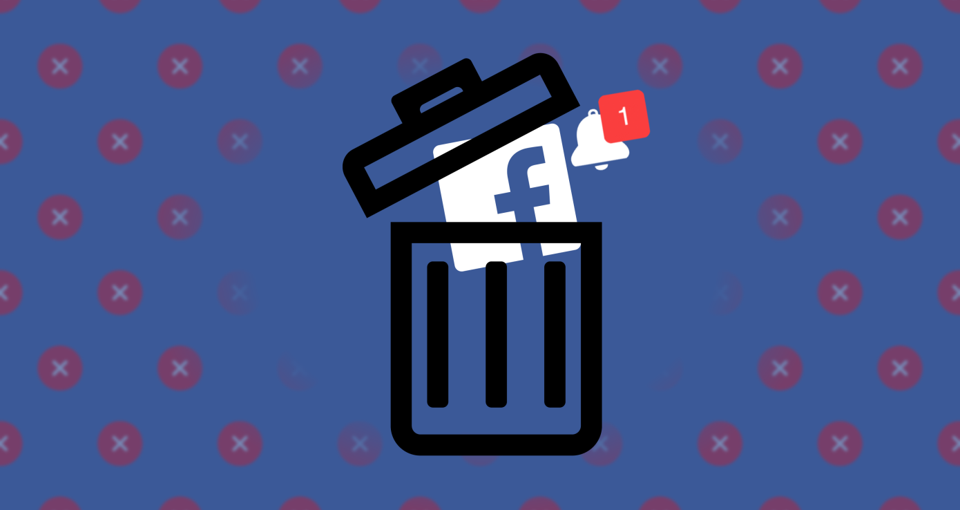 What are the Hacking processes of the Facebook account?